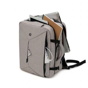 Backpack Dual Plus EDGE 13-15.6 light grey