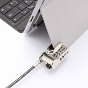 Security cable lock for Microsoft Surface Go/Go 2/ Pro