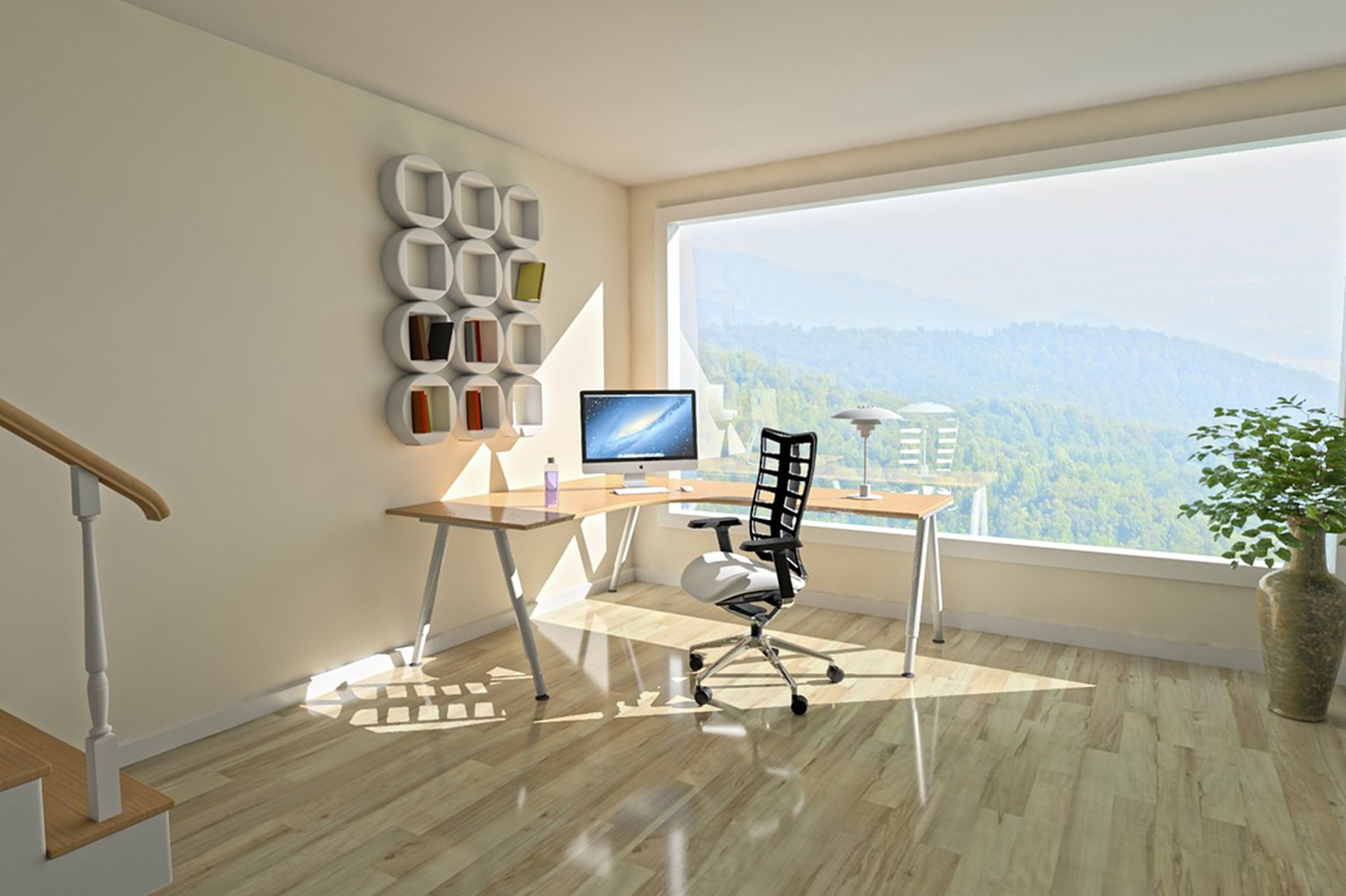 Home office - everything you need