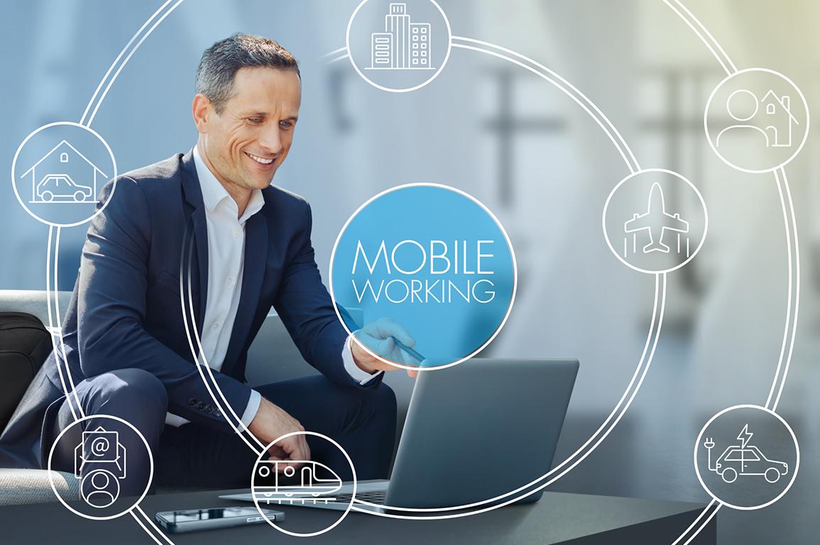Die Zukunft des mobilen Arbeiten - Interview