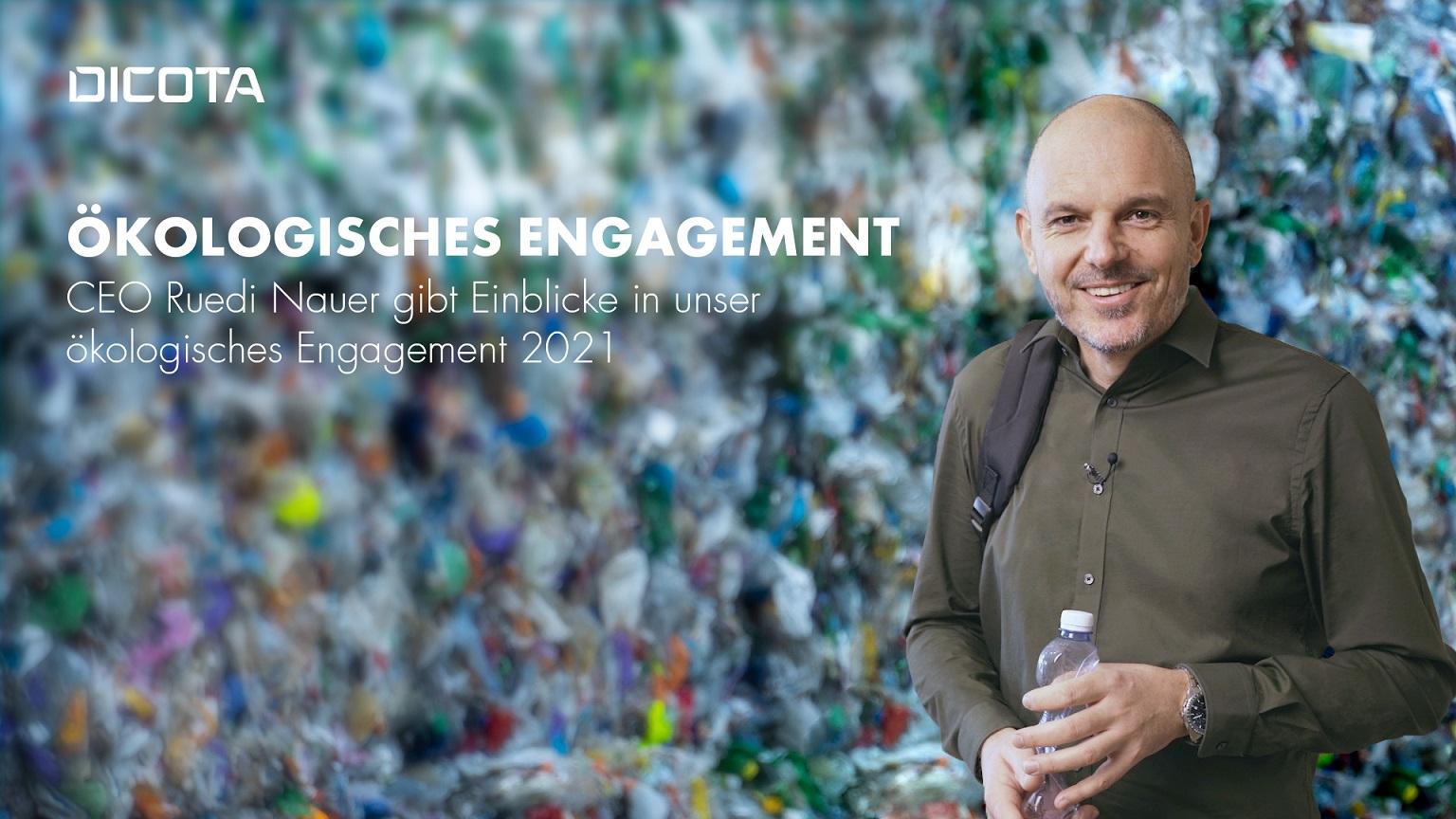 Ökologisches Engagement 2021