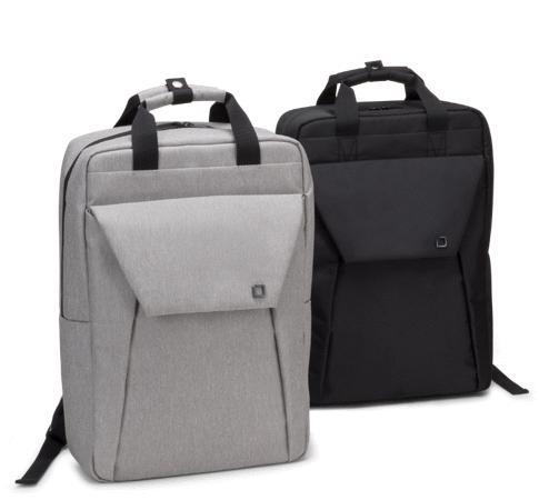 Backpack EDGE 13-15.6 light grey